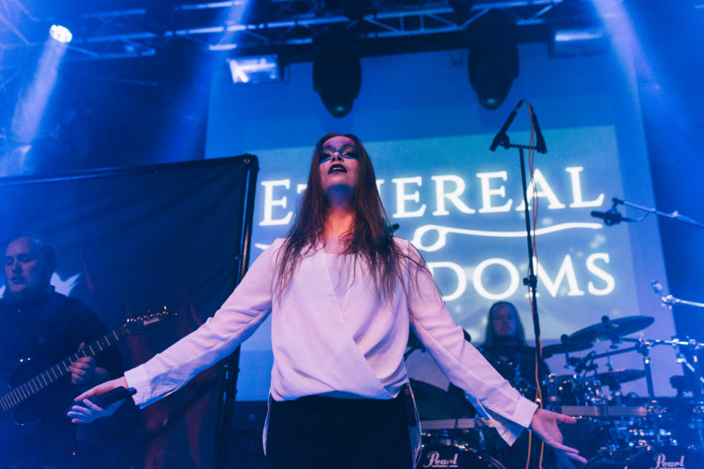 Ethereal Kingdoms by Mathilde Maria Photography live at Gimle Finntroll Vanir Sylvatica 11