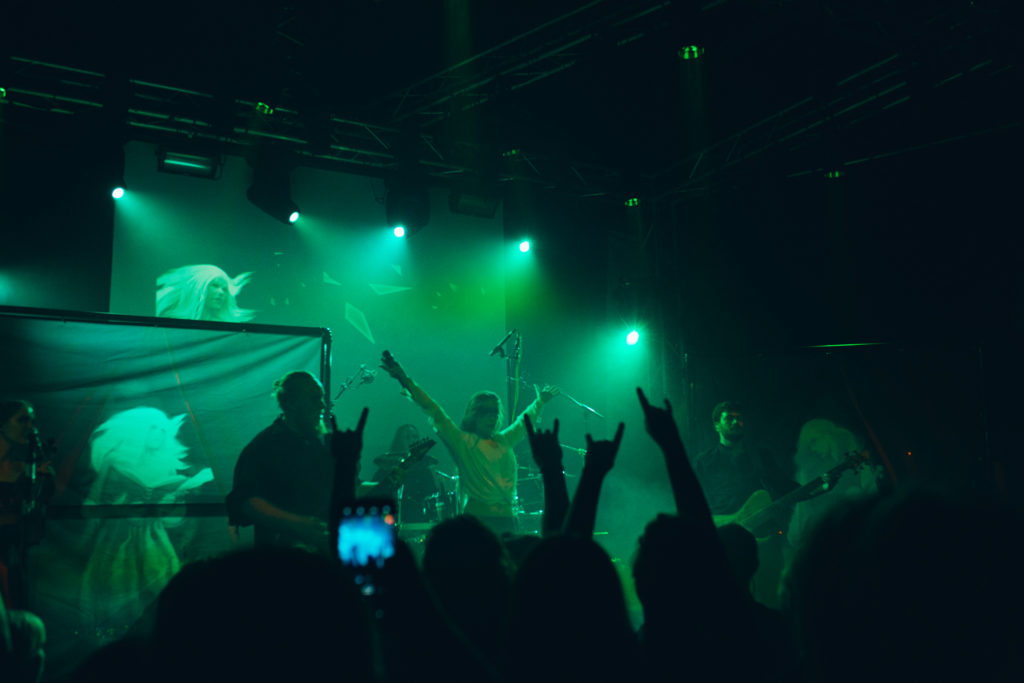 Ethereal Kingdoms by Mathilde Maria Photography live at Gimle Finntroll Vanir Sylvatica 9