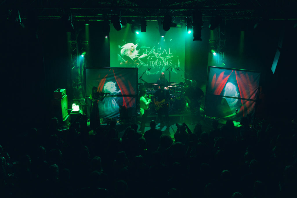 Ethereal Kingdoms live at Gimle Finntroll support 2019