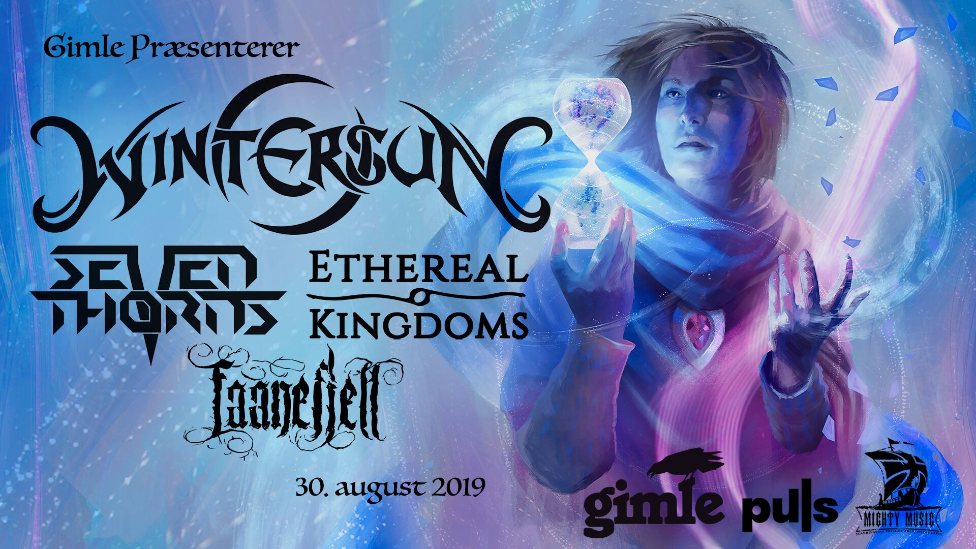 Ethereal Kingdoms wintersun faanefjell seven thorns gimle