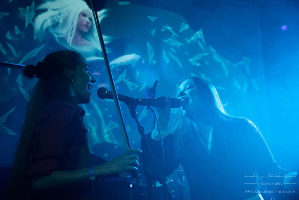Ethereal Kingdoms live at Wintersun 15th anniversary special show with Amalie Skriver.