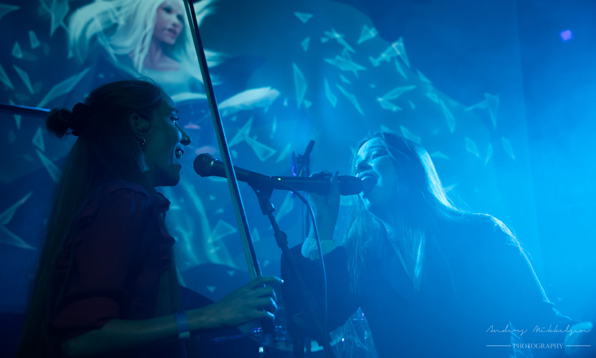 Ethereal Kingdoms live Wintersun support Mikkelsen Photo
