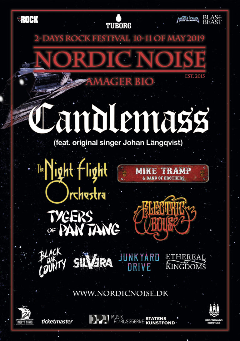Ethereal Kingdoms live nordic noise 2019