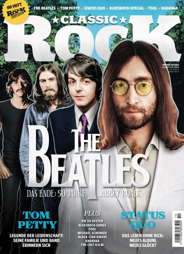 """Brings together the opposites"" – Classic Rock Magazine review"