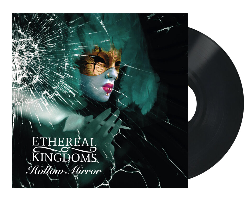 Ethereal kingdoms hollow mirror vinyl lp mighty music