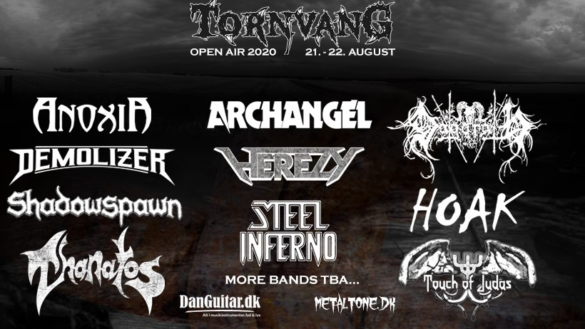 Tornvang Open Air 2020